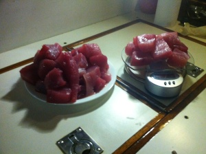 Tuna anyone!